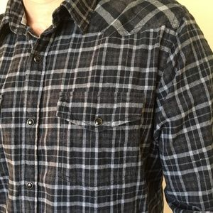 Express Long Sleeve Flannel